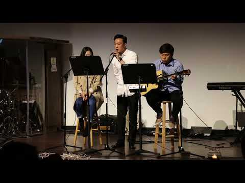 Hallelujah - Jeff Buckley (Covered by Brian Kim and Youngshin Chun) Guitar by John Nam