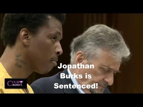 Jonathan Burks Sentencing 08/30/16