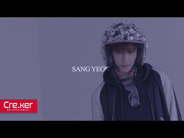 더보이즈(THE BOYZ) X DAZED scene of SPHERE_상연(SANGYEON)