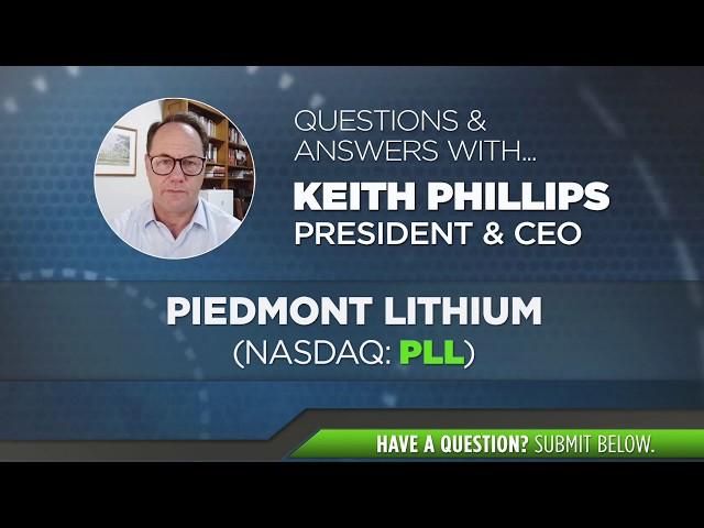 Piedmont Lithium Webinar Replay (Mar. 2020)