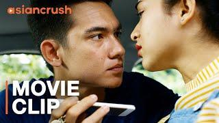 When your boyfriend gets scarily possessive   Indonesian Drama   Flash of Love