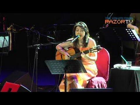 Un Homme Et Une Femme (Lisa Ono in Singapore Pt 4)