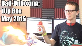 Bad Unboxing - 1Up Box [May  2015]
