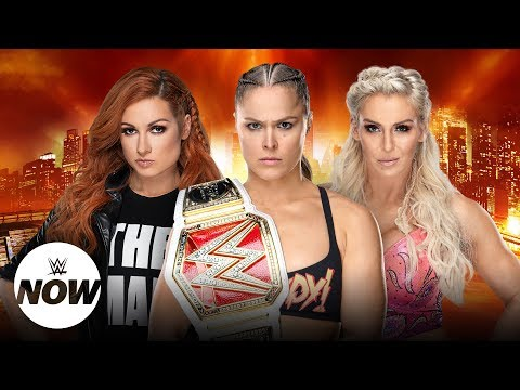 None - Wrestlemania Will Feature A Woman's Main Event