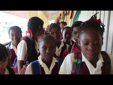 Guyana New Amsterdam Ecole / Guyana New Amsterdam School