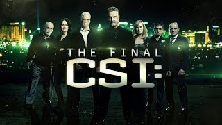 CSI Series Finale Intro