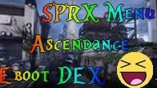 [Ghosts/1.16] SSM Ascendance SPRX Mod Menu (CEX,DEX) + Eboot Anti-ban (DEX Only !)