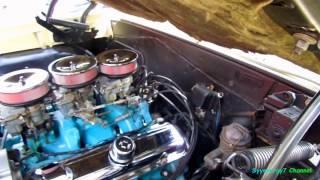 1965 GTO 389 tri power