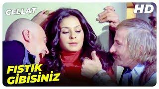 Cellat - Sarı Hasan, Filiz Ve Sevgi'yi Köşeye Sıkıştırdı! | Eski Türk Filmi