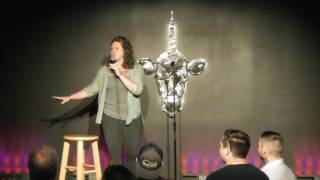 Celey Schumer opens for Michelle Wolf