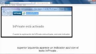 Cómo usar la navegación privada en Google Chrome, Internet Explorer y Mozilla Firefox