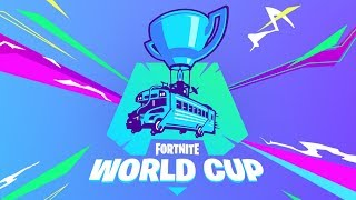 THIS GUY IS WINNING THE FORTNITE WORLDCUP