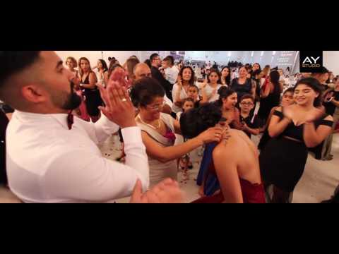 Fidan & Mikail - Part 2 - Basel Schweiz - Maras Nisan - Verlobung - Grup Zozan - Ay Studio