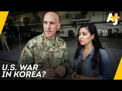 U.S. Military In Korea: Prevention or Provocation? [Pt.2] | Direct From With Dena Takruri - AJ+
