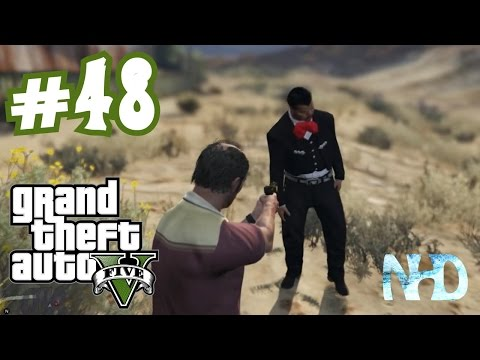 Let's Play Grand Theft Auto 5 (pt48) Border Patrol