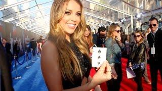 Marvel Celebrities Freak Out With Magic!!! Daniel Fernandez