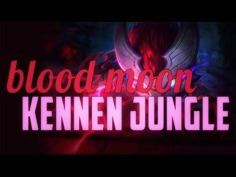 Nightblue3 - BLOOD MOON KENNEN JUNGLE