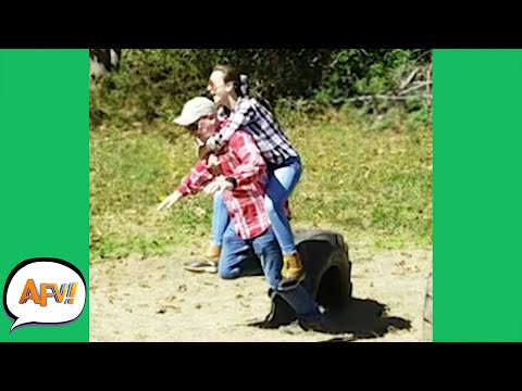 It's Better to FAIL TOGETHER! 😂   Funny Fails   AFV 2021