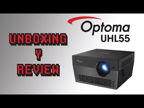 Optoma UHL55 | Proyector 4K | Review