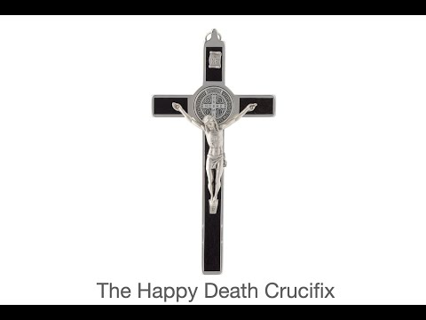 The Happy Death Crucifix