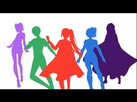 【Trolls】 Teen Titans Theme Song Cover「Happy April Fools Day」
