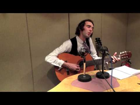 Jon Byrne - Halfway to Ruin (in session for Amazing Radio)