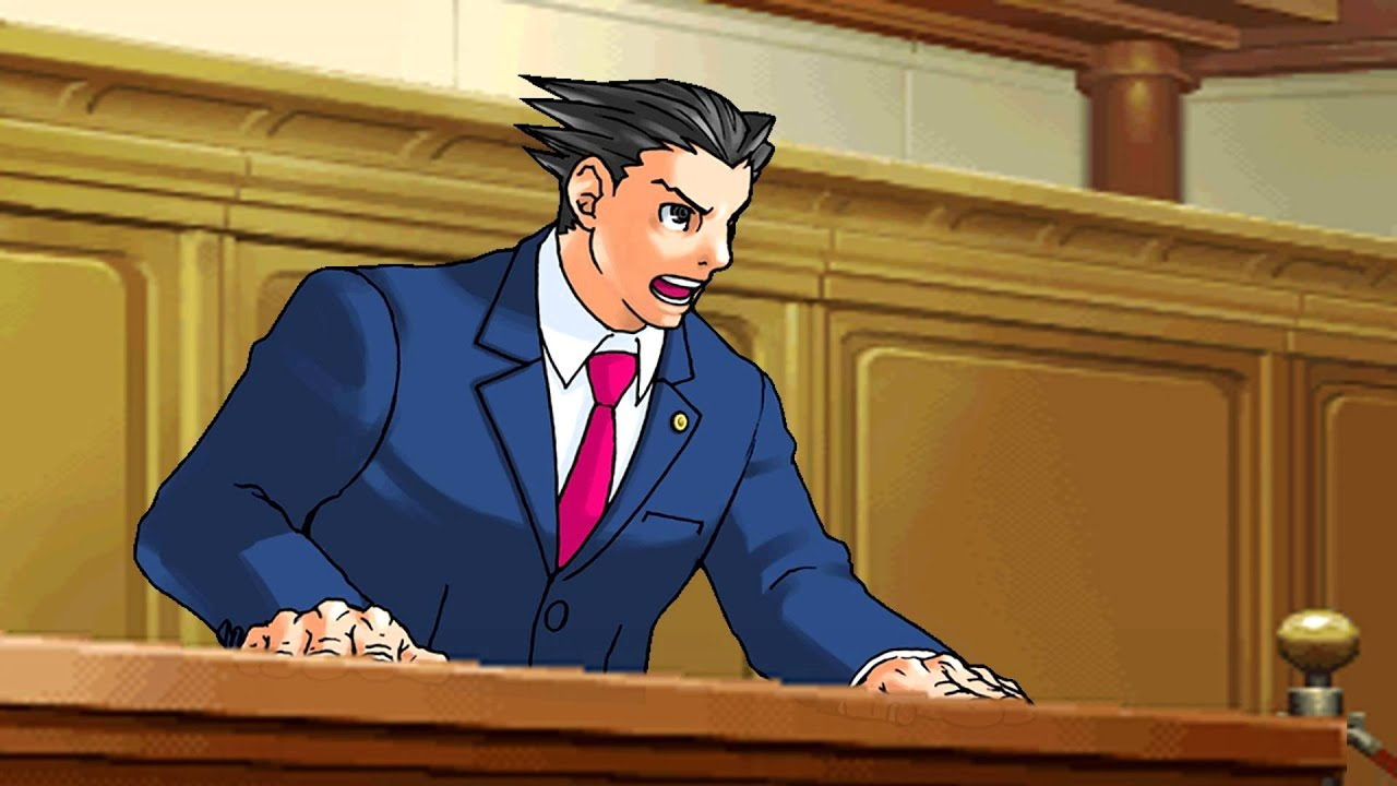 Image result for anime attorney
