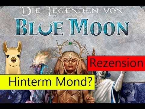 Blue Moon Kartenspiel