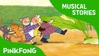 The Great Big Turnip | PINKFONG Storytime