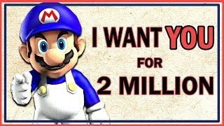 2 Million Sub Special Announcement