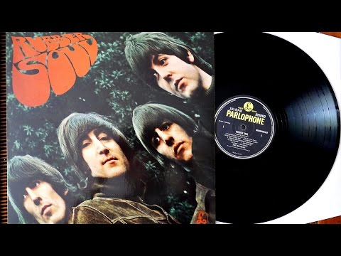 The Beatles - Rubber Soul - 2017 - The Beatles Vinyl Collection Unboxing