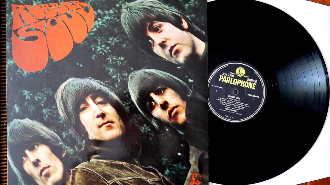 The Beatles Rubber Soul 2017 The Beatles Vinyl