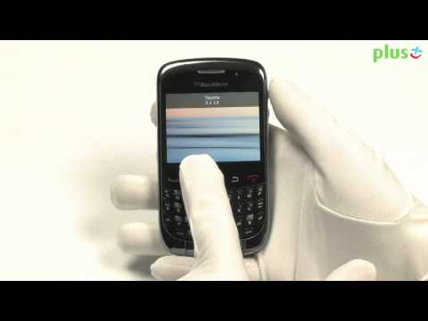 BLACKBERRY CURVE 9300 - test recenzja Blackberry Curve 9300