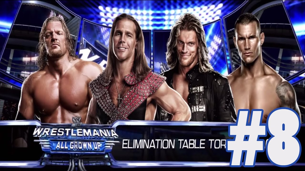 WWE 2K14 - GreatPlay #8 FR - R...