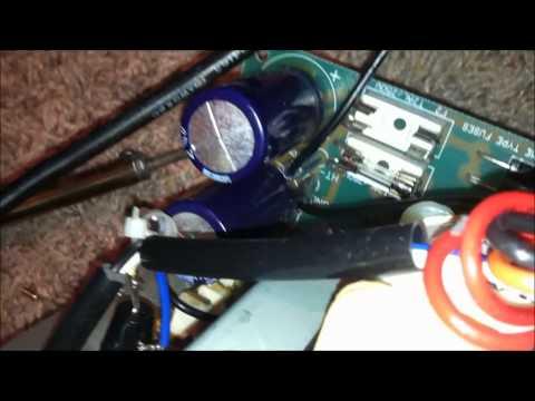 jamo-sw-410e-blowing-fuses-repair