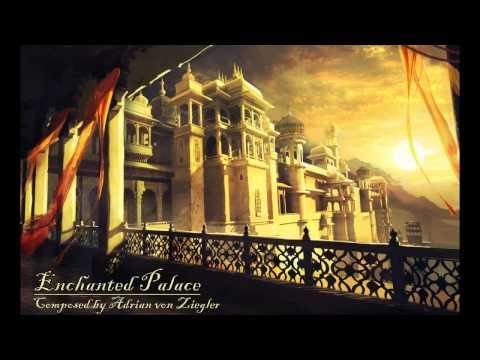 Arabian Fantasy Music - Enchanted Palace