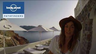 A taste of Santorini, Greece - Lonely Planet vlog