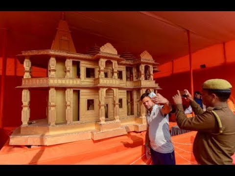 Ram temple construction at Ayodhya will begin from Feb 21, announces Dharam Sansad
