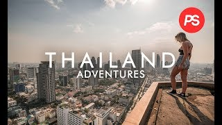 Thailand Adventures 2017!!