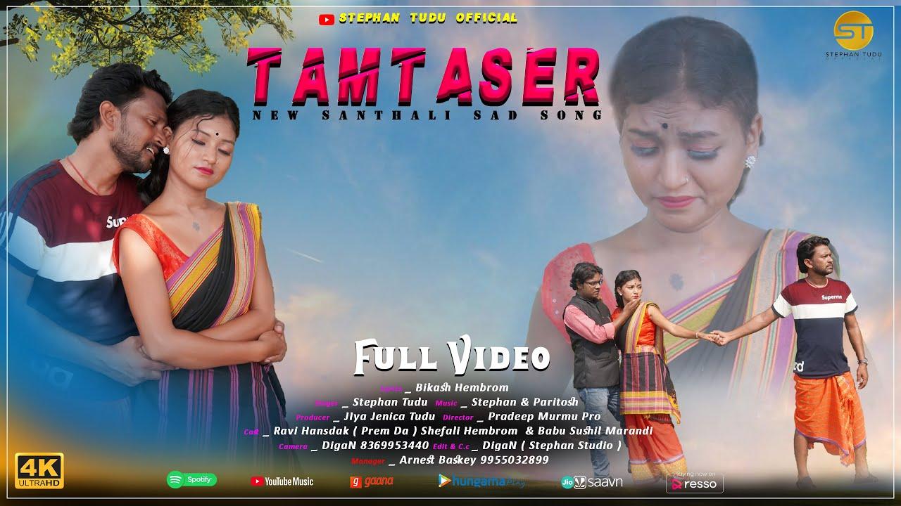 Download TAMTASER NEW SANTHALI SAD SONG 2021   STEPHAN TUDU    RAVE (PREM DA )