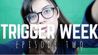 ASMR | TRIGGER WEEK | Ep. 2: Hair Brushing, Inspection, Examination, Scalp Massage