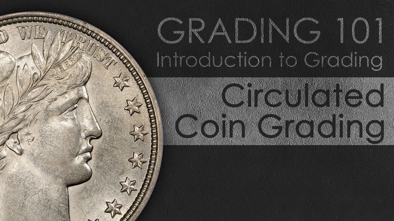 How to Grade Circulated Coins - Introduction to Coin Grading