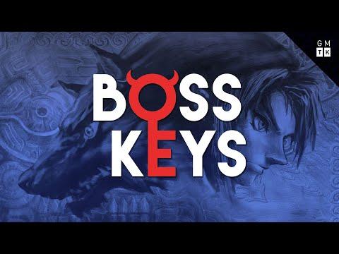 The Legend of Zelda: Twilight Princess' dungeon design   Boss Keys