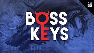 the legend of zelda twilight princess dungeon design   boss keys