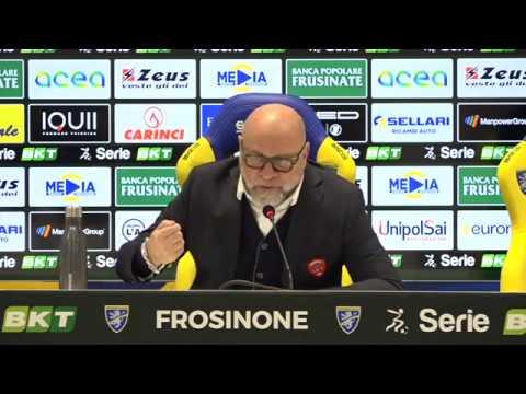 Frosinone-Perugia 1-0 Cosmi Inferocito: «Non Mi Faccio Prendere Per Il C...»