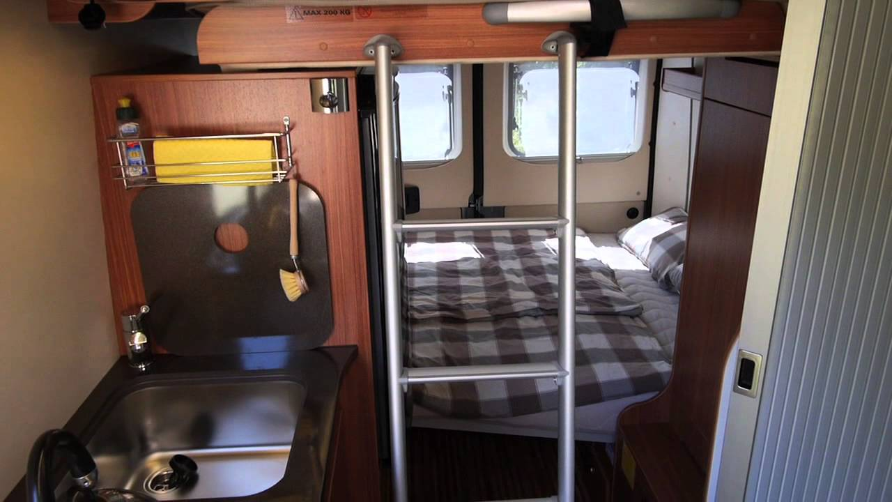 campingbus adria twin 640 shx 4 personen campingbus youtube. Black Bedroom Furniture Sets. Home Design Ideas