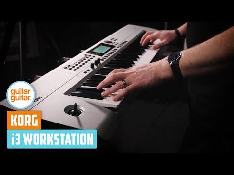 KORG i3 WORKSTATION | Overview & Sound samples