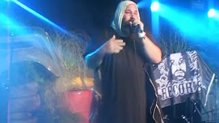 Repeat youtube video Sage Francis performs Sea Lion Live