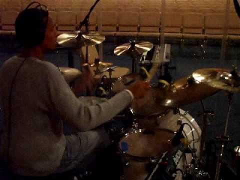 Chris Hughes drums