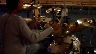 Chris Hughes drums